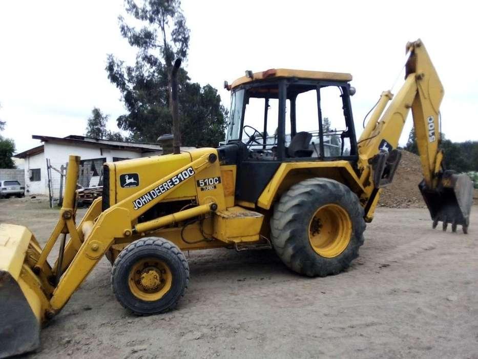 Jhon Deere 510 4x4