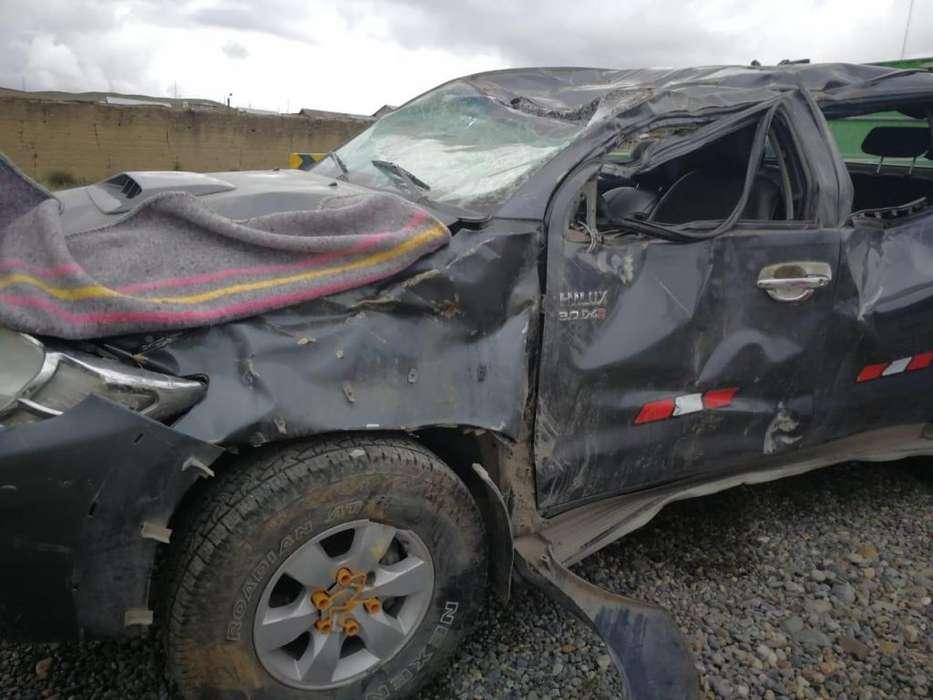 Toyota Hilux 2014 - 60000 km