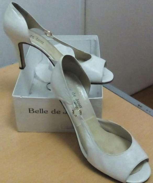 Zapatos Abiertos Ideal Boda