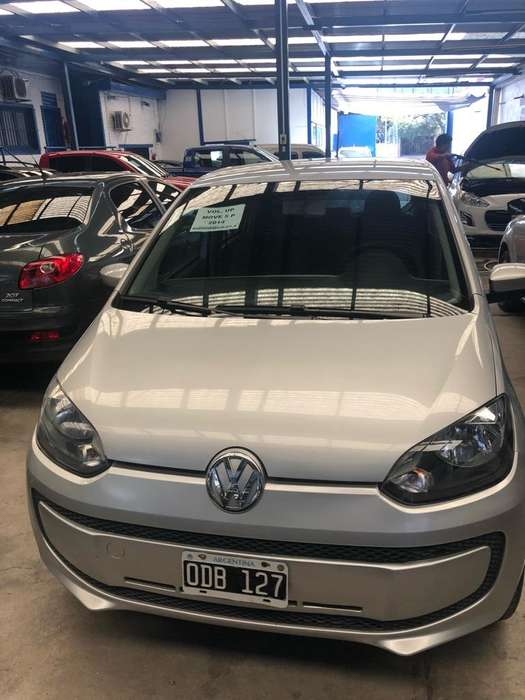 Volkswagen Up! 2014 - 81000 km