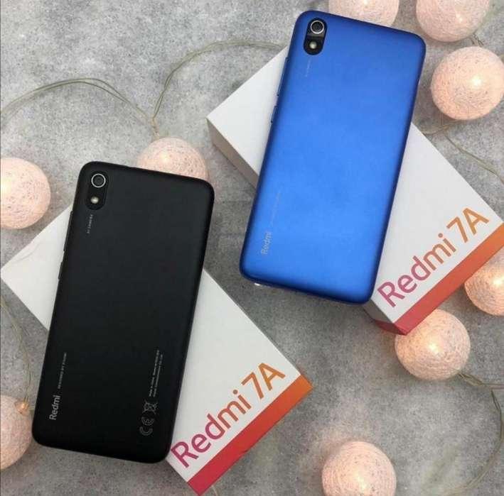 Xiaomi Redmi 7a 16gb Nuevos Sellados