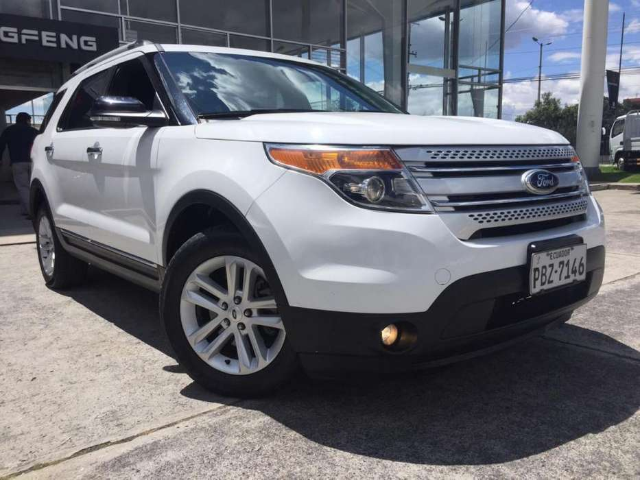 <strong>ford</strong> Explorer 2013 - 104000 km