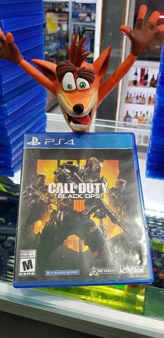 Cal Of Duty Black Ops4