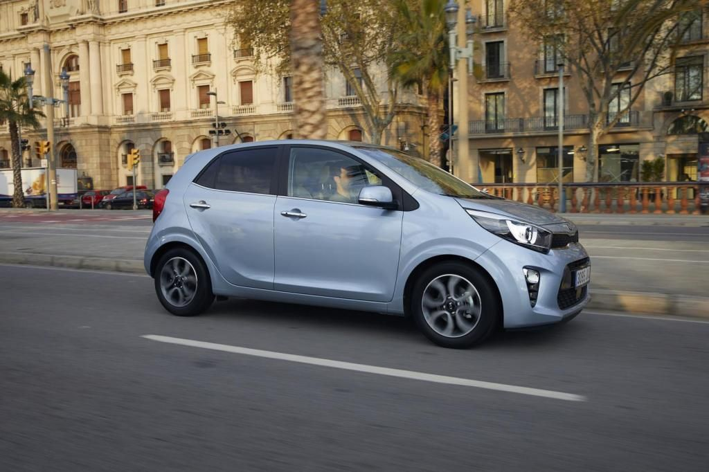 KIA ALL NEW PICANTO LX 2019