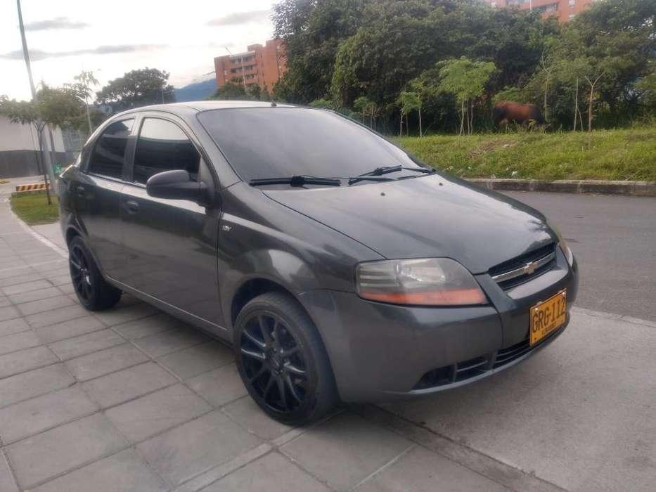 Chevrolet Aveo 2012 - 111000 km