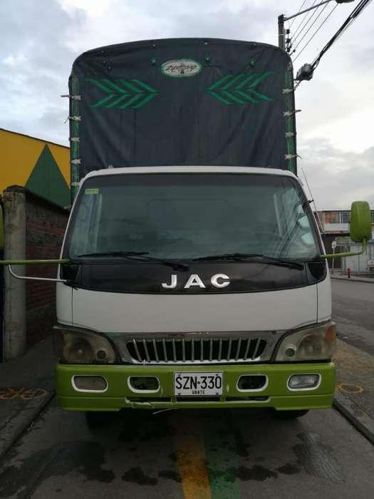 Vendo Jac 2012