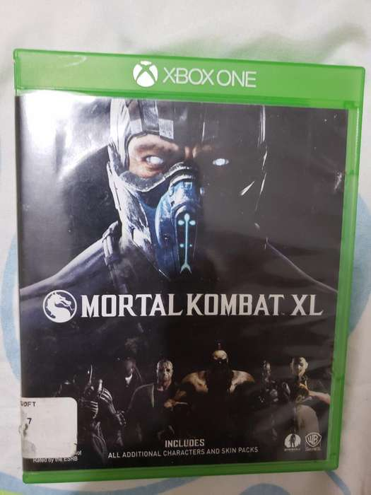 Mortal Kombat Xl para Xbox One Full