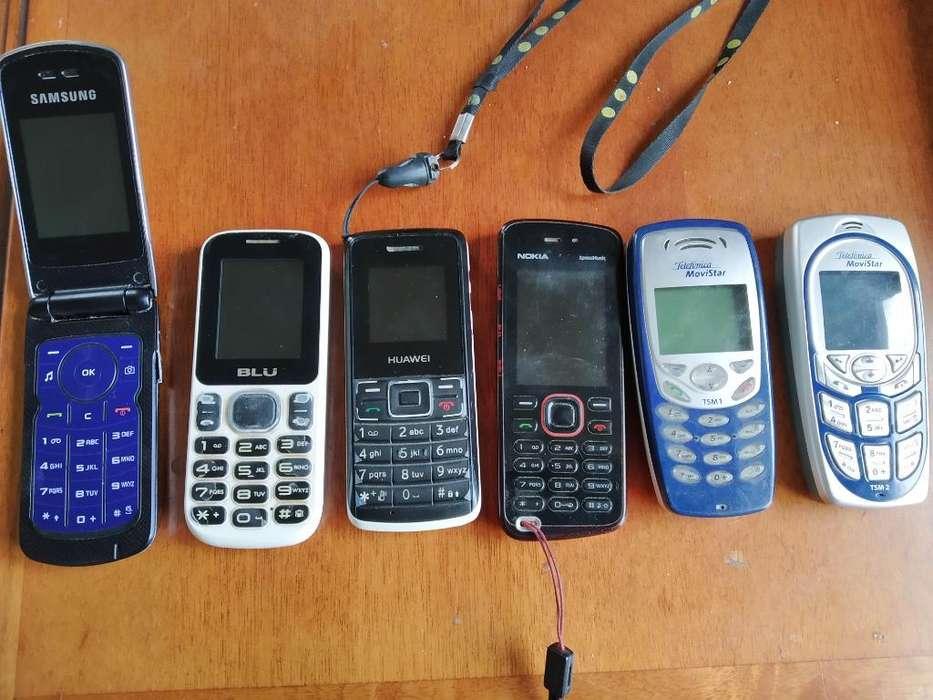 Coleccion Celulares Antiguos Samsung Etc