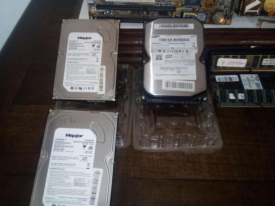 Bloque 2 - Hardware: HDD - Video - MB - RAM