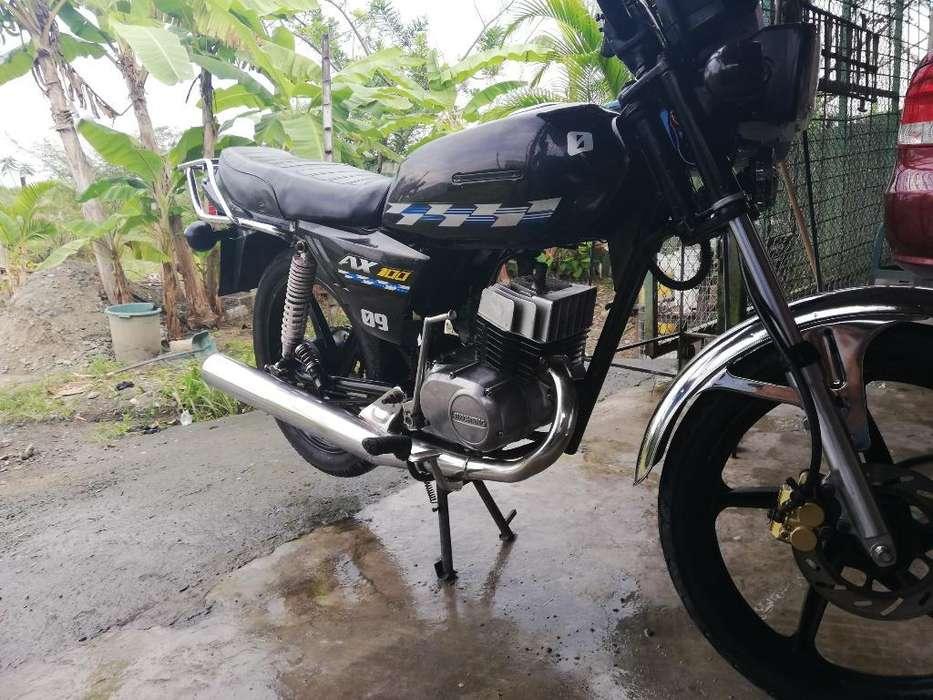 Se Vende Moto Ax100