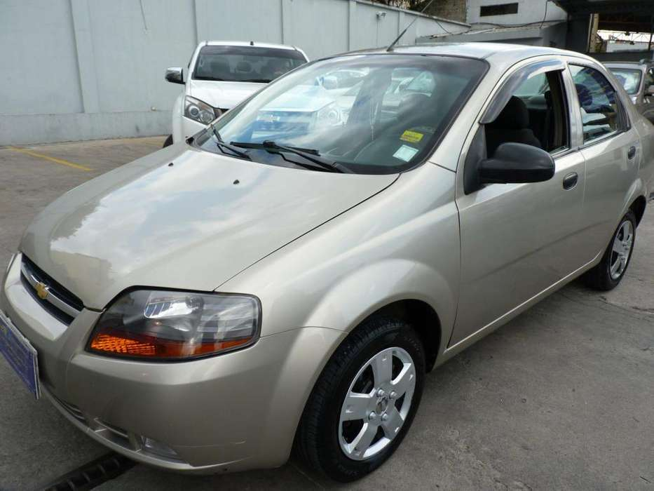 Chevrolet Aveo 2009 - 186898 km