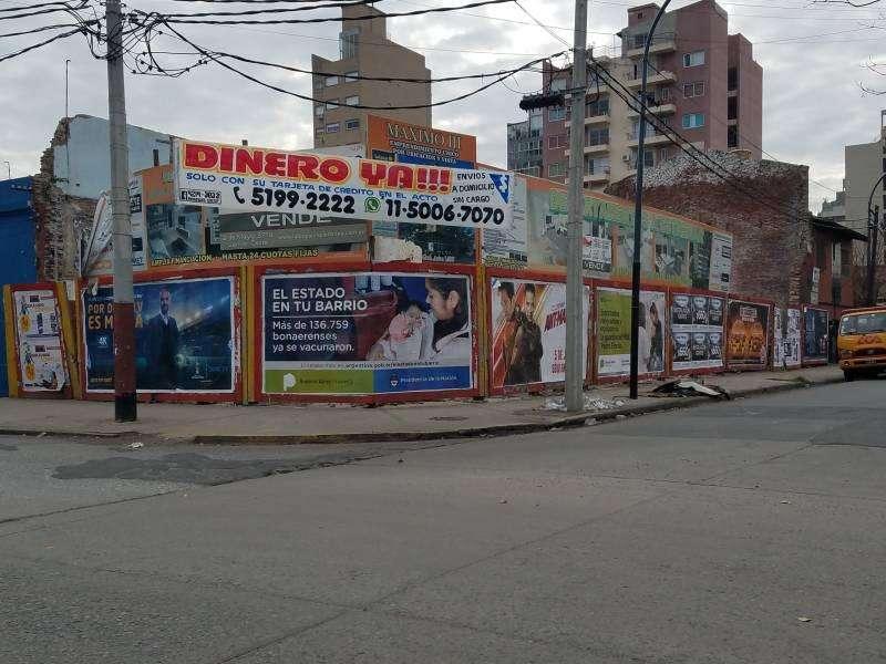 HERMOSO LOTE EN ESQUINA APTO CONSTRUCTORA EN LANUS ESTE - ARIAS ESQUINA SALTA