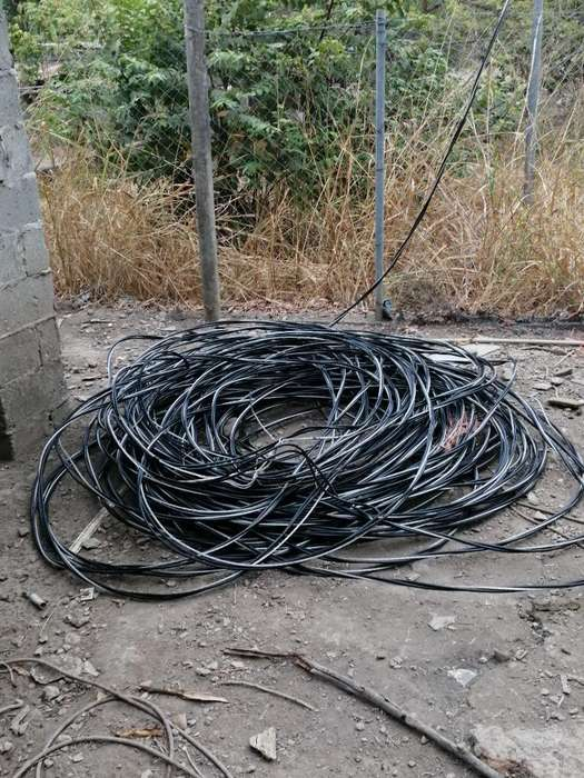 Se Vende 850 Pies Cable para Corriente