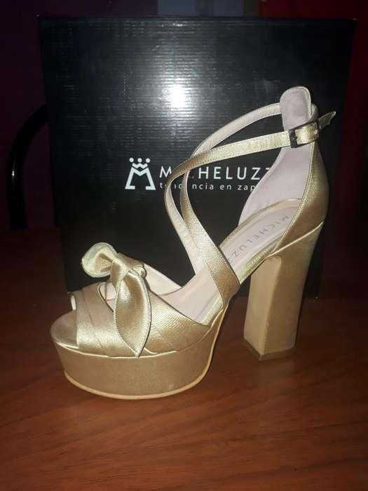 Zapatos Micheluzzi sin Uso