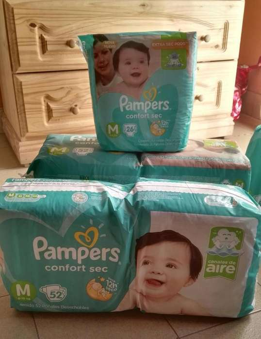 Paales Pampers talle M