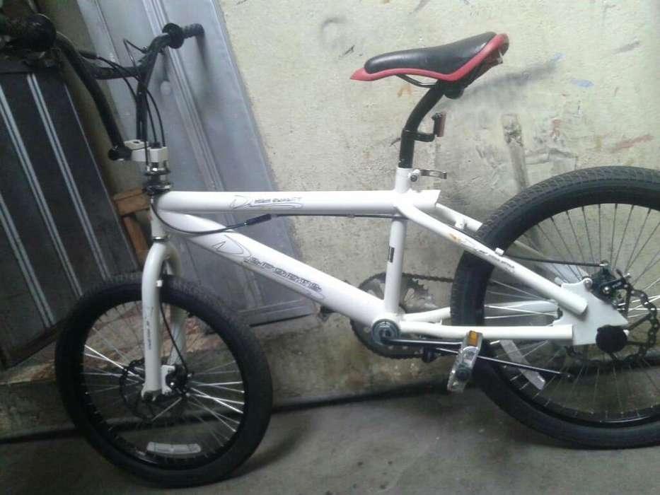 Vendo Esta Bicicleta Tipo Bmx