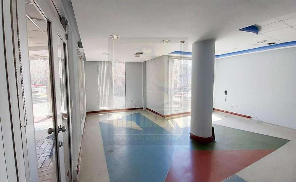 Mariana de Jesús, oficina, 57 m2, alquiler, 1 ambiente, 1 parqueadero