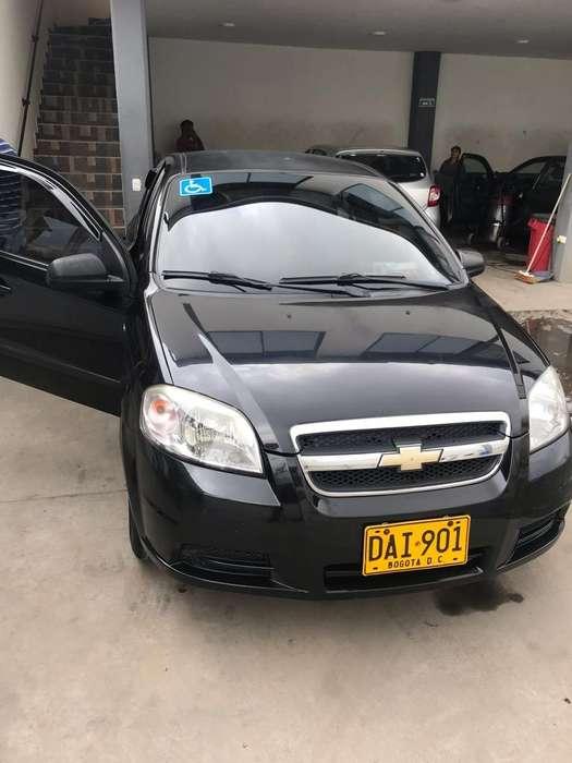 Chevrolet Aveo 2009 - 105 km