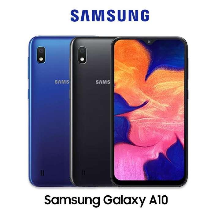 Samsung Galaxy A10 de Paquete 32gb 13mpx