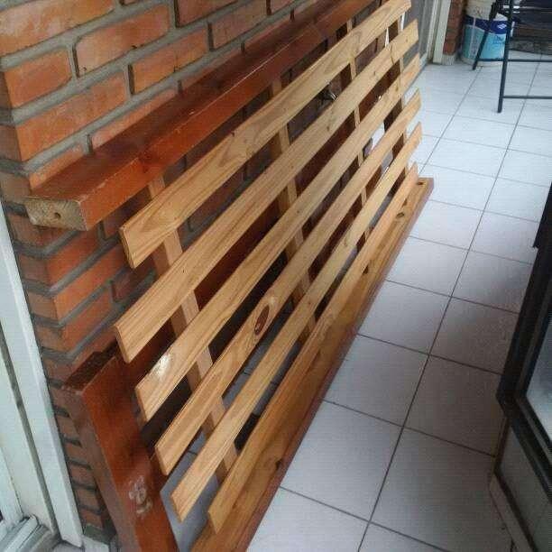 <strong>cama</strong> de madera de una plaza