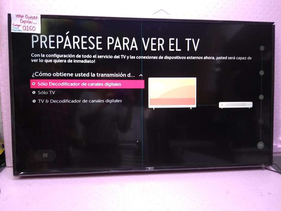 Tv Lg Smart 49lk5700