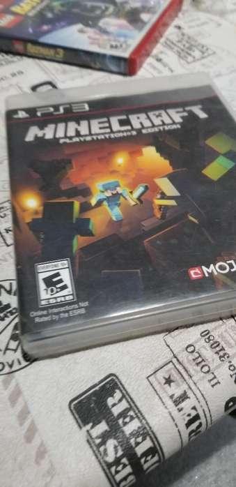 Play 3 Minicraft