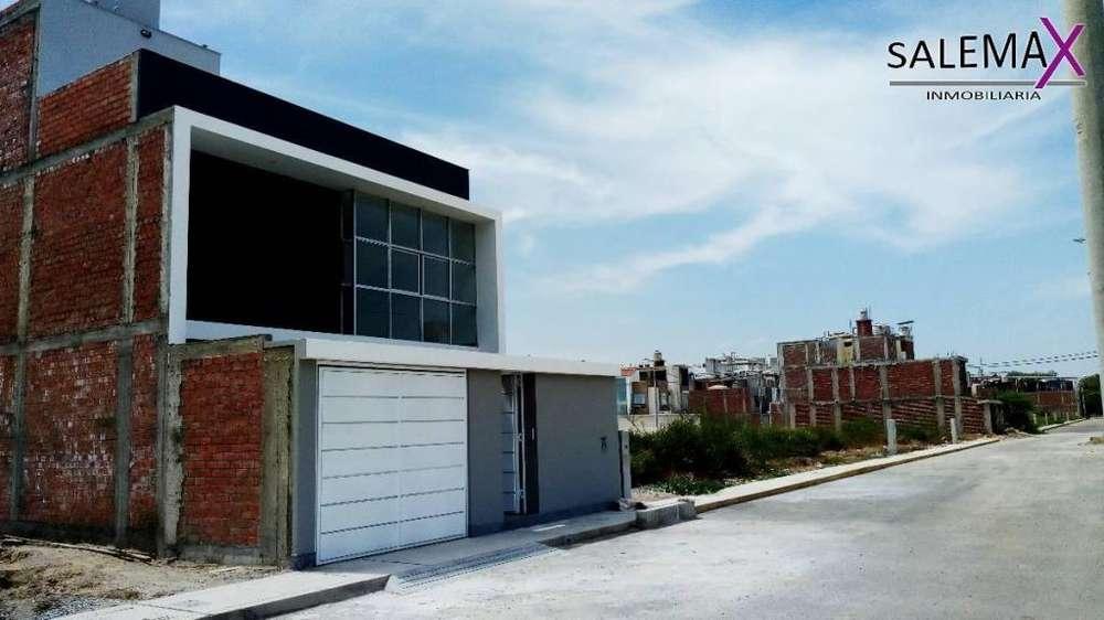 Casa de Estreno en Venta Urb. Miraflores Country Club Castilla Piura