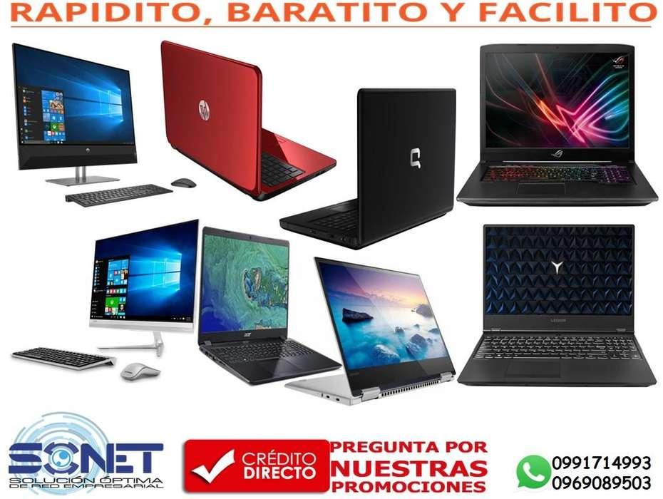 Laptops y AIO 2019