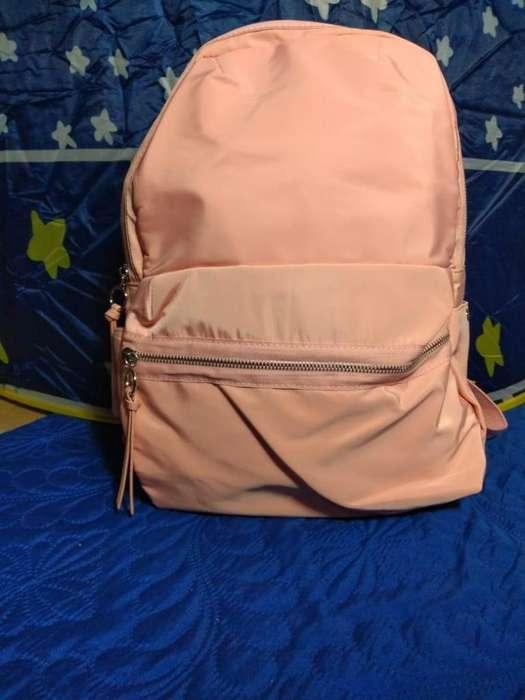 bolso palo de rosa de ELA