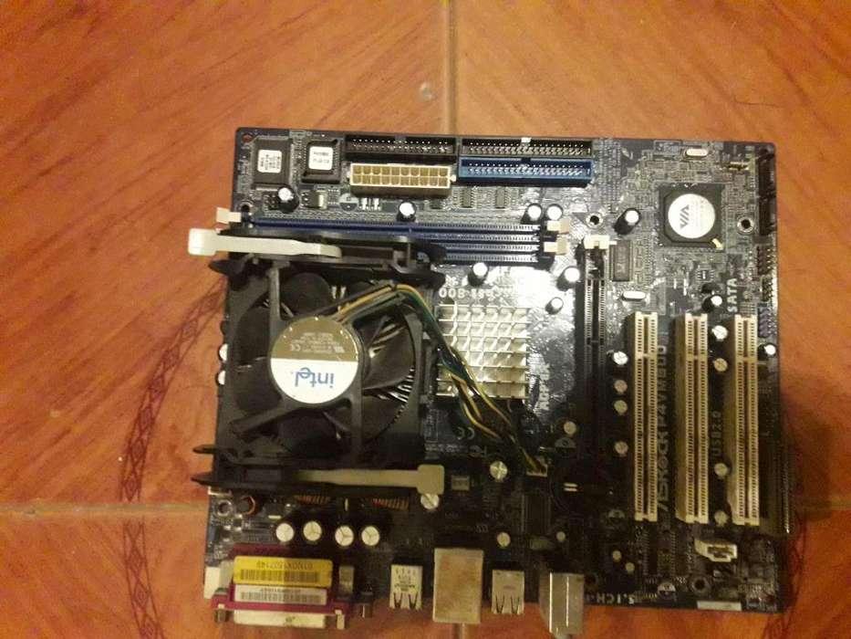 motherboard de pentium 4 o celeron