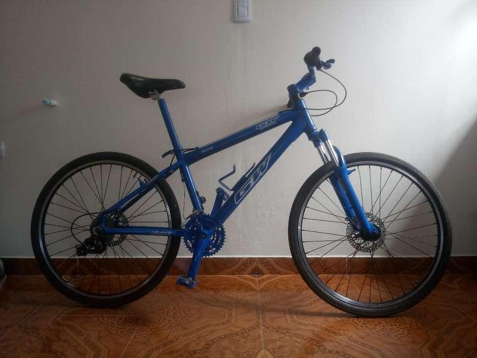 Bicicleta en Aluminio Rin 24 7velocidade