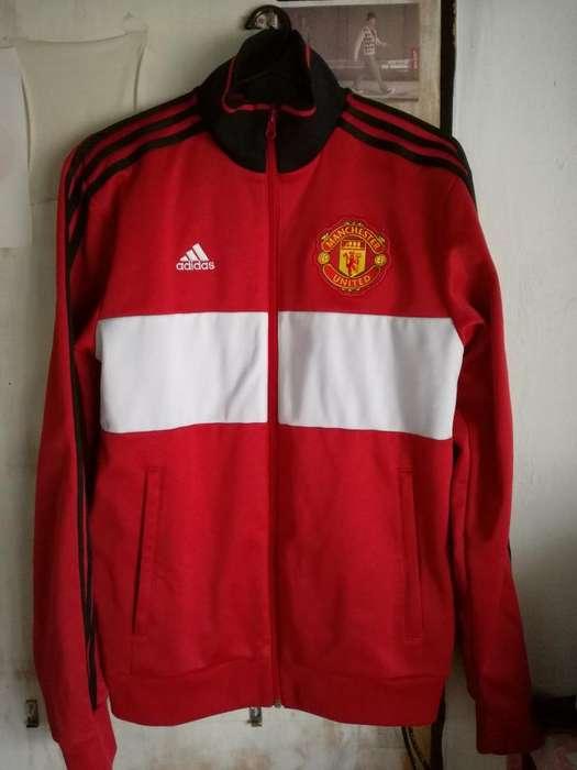 Campera Adidas Manchester United