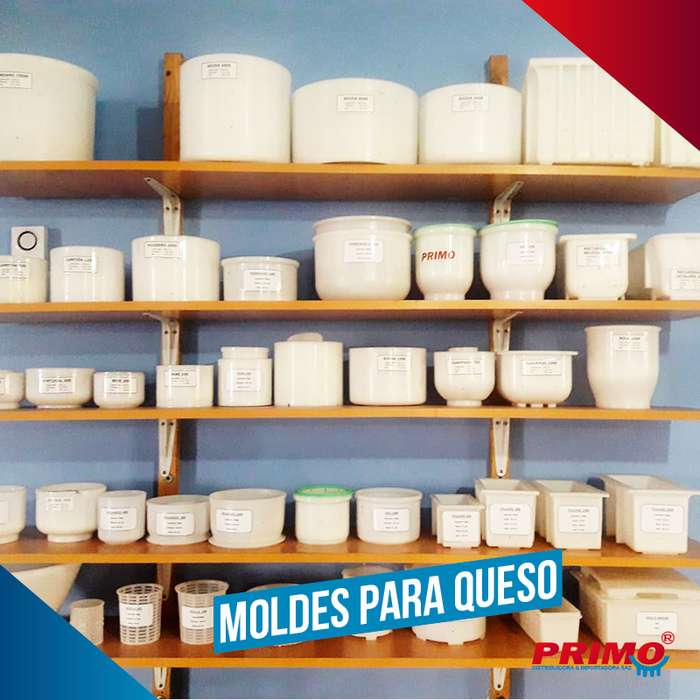 Moldes para queso PRIMO Distribuidora Importadora SAC