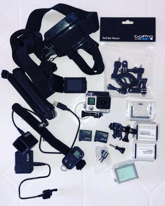 Camara GoPro Hero 4 Black