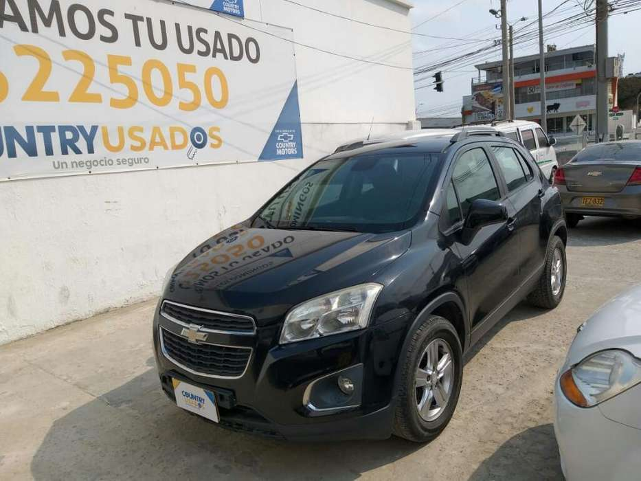 Chevrolet Tracker 2013 - 84000 km