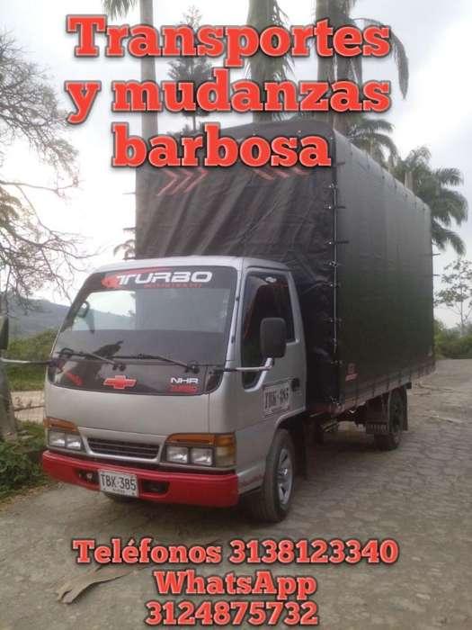 Mudanzas Y Trasteos Barbosa