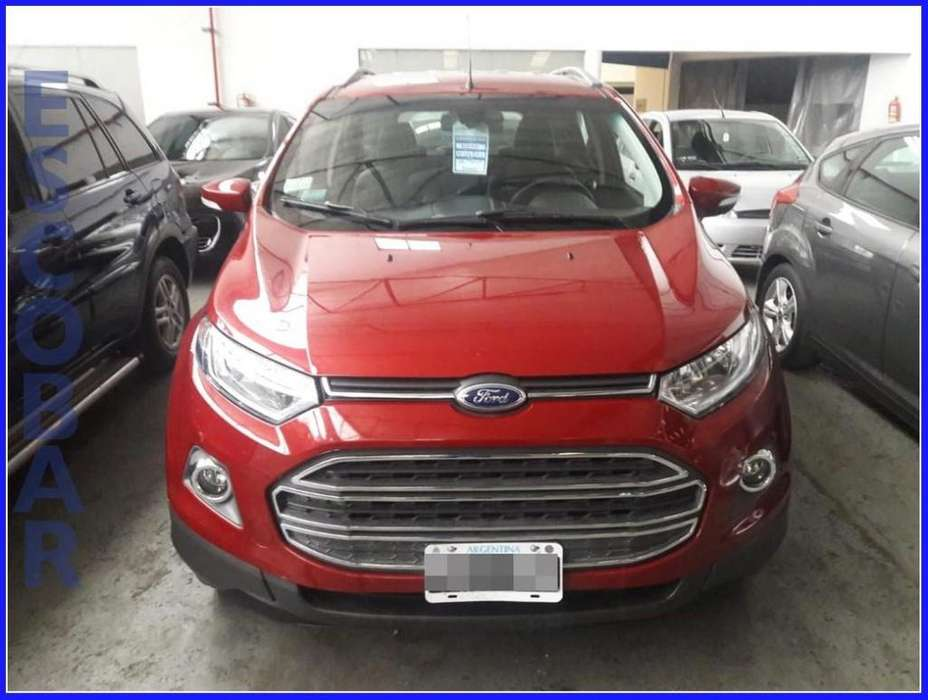 <strong>ford</strong> Ecosport 2015 - 34852 km