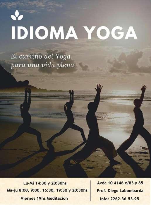 Clases de Yoga (Necochea)