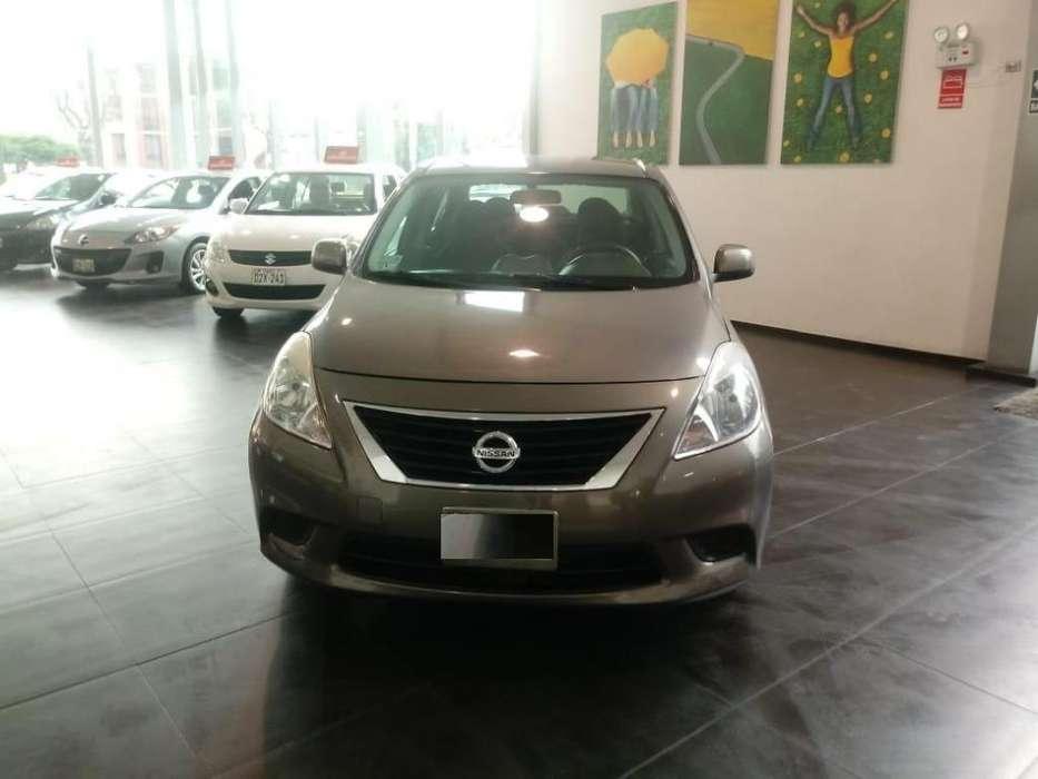 Nissan Versa 2012 - 70414 km