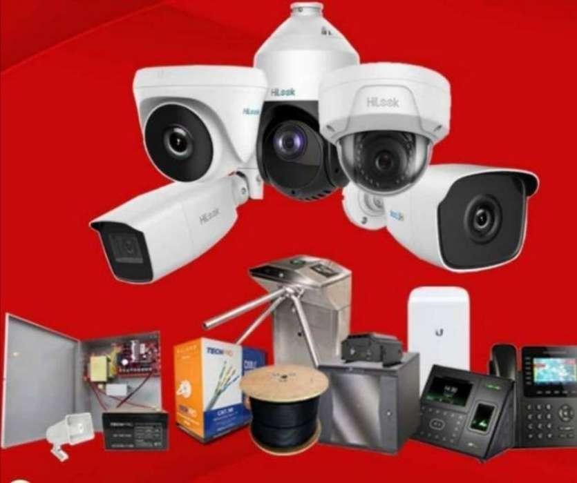 Seguridad Electrónica Y <strong>video</strong> Vigilancia