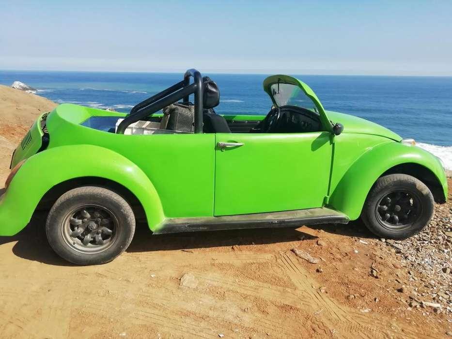 Volkswagen Beetle 1981 - 100 km