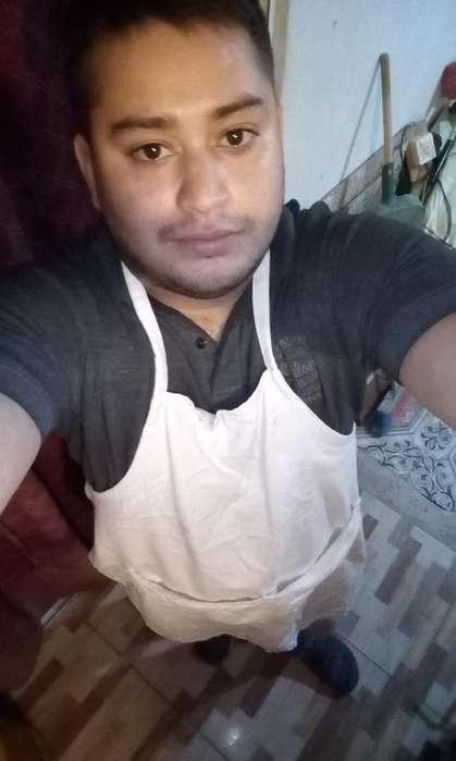 Busco Trabajo de Ayudante de Cocina