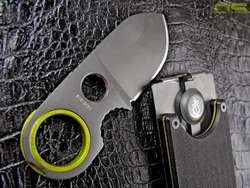 Cuchillo Oculto Navaja Gerver Clip 0883 Tactico