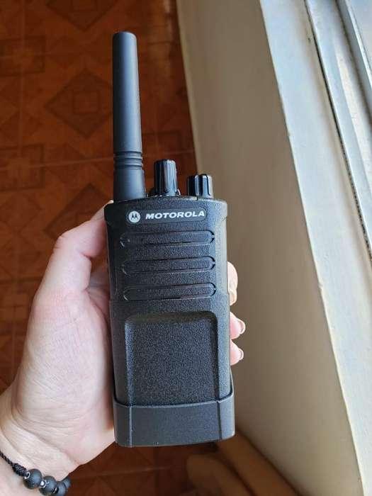 Radio <strong>motorola</strong> Rva50ul Inf 3124460671