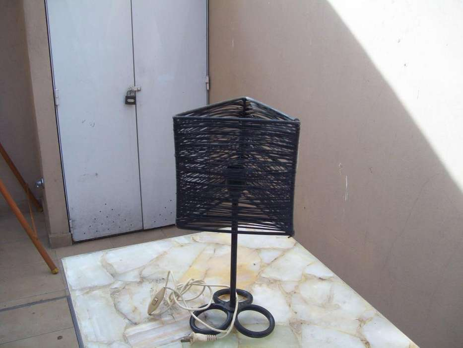 velador lamp