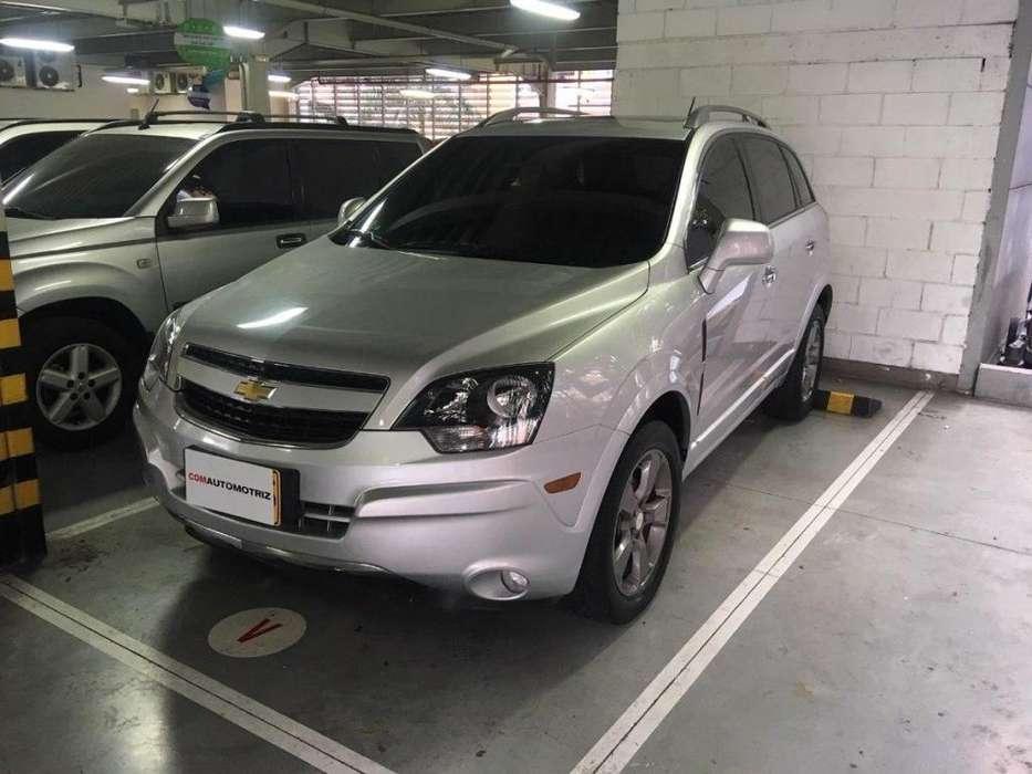 Chevrolet Captiva 2017 - 34000 km