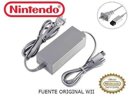 Fuente Wii Original