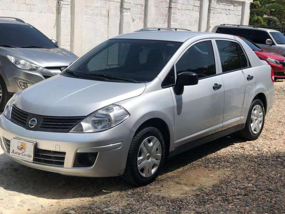 Nissan Tiida 2011 - 84000 km