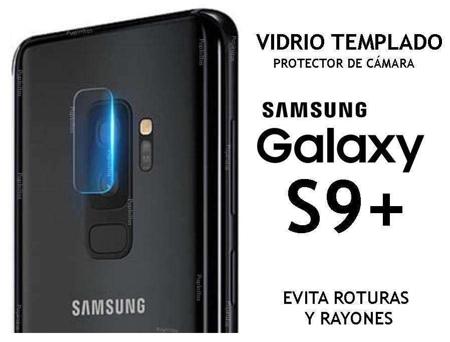 Vidrio Templado Camara Trasera Samsung S9 S9 Plus Rosario