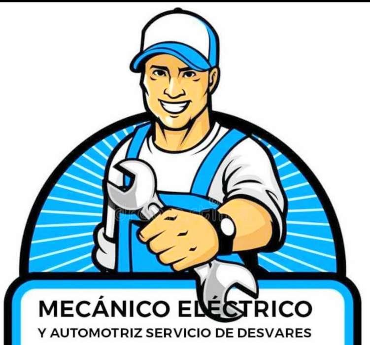 Servicio Mecanico Y Eléctrico Domicilio